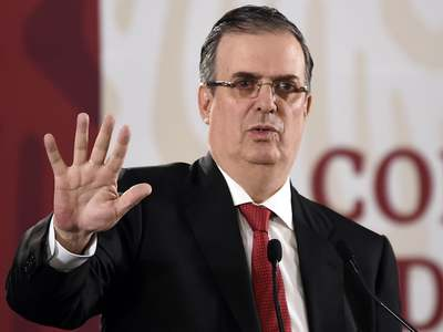 Mexico to sign up to WHO's coronavirus COVAX vaccine plan this week: foreign minister