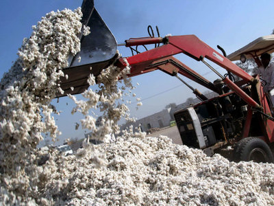 Cotton imports: sign of days to come?