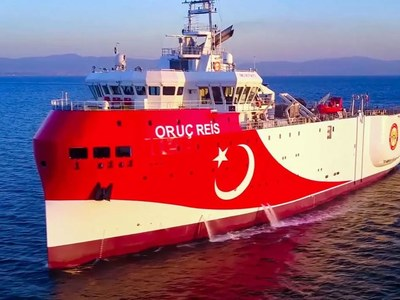 Turkey, Greece agree to talks on Mediterranean tensions
