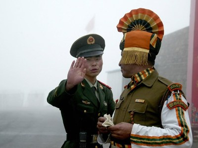India, China agree to 'stop sending more troops' to contested border