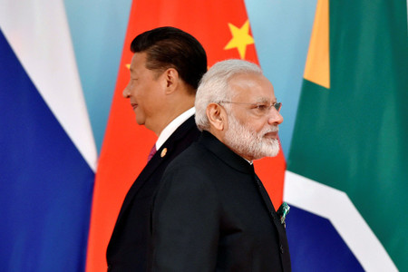 Geopolitical tensions pushing China, India towards inward economy