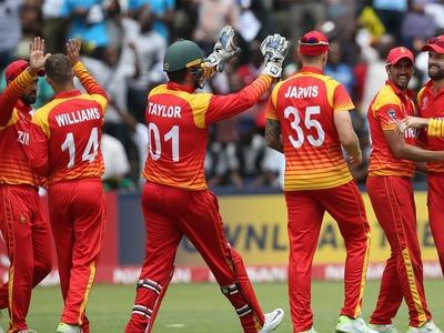 Zimbabwe confirms limited-overs tour of Pakistan