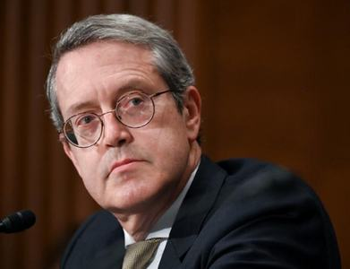 Fed's Quarles sees long recovery, says he'll be 'more patient' on inflation