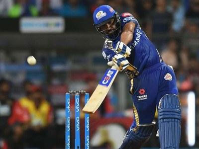 Sharma hits 80 as Mumbai break UAE jinx in IPL