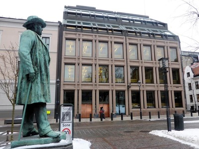 Norway central bank holds rates at zero, hike still two years away