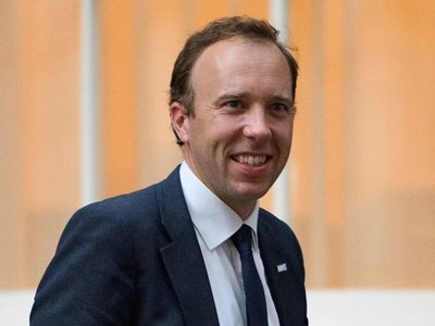 Less than 10,000 getting COVID-19 each day: UK health minister