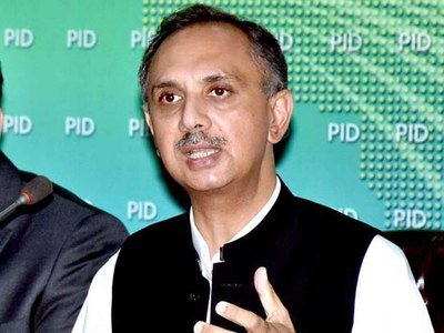 Federal Govt wants early ROW for laying 17-km pipeline to meet gas shortage in Karachi: Omar Ayub