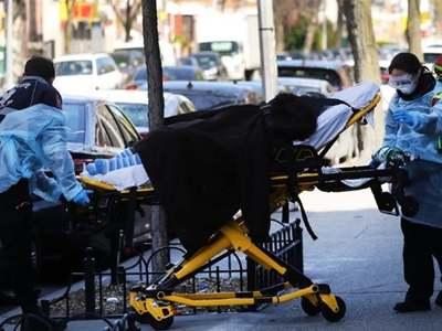 US CDC reports 201,411 coronavirus deaths
