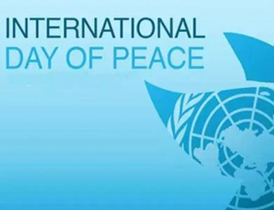 Webinar held to mark Int'l Day of Peace