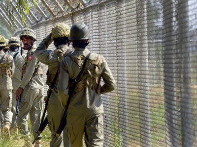 Year 2020: Over 2,000 LoC violations by India, diplomats told