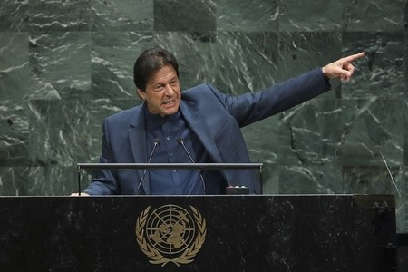 PM to raise Kashmir issue at UNGA address today