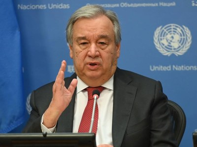 UN chief calls for immediate end to fighting over Nagorny Karabakh