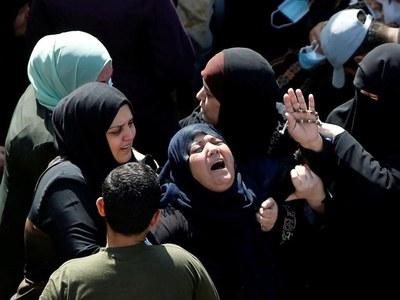Palestinians say two Gaza fishermen shot dead by Egypt