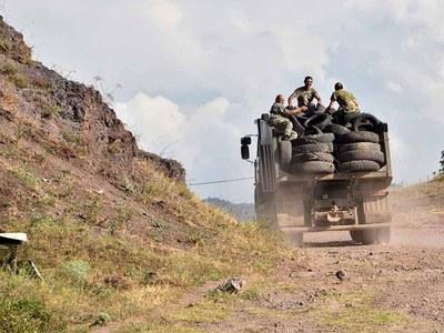 At least 23 dead in clashes between Armenia, Azerbaijan