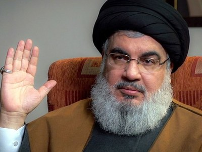 Hezbollah chief backs French initiative despite 'condescending' tone
