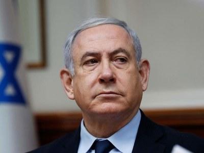 Netanyahu says Hezbollah arsenal next to Beirut 'gas' depot