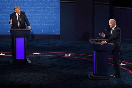 Joe Biden drops 'InshaAllah' during first debate with Donald Trump