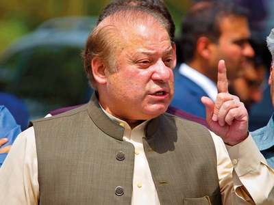 We have to determine if Nawaz Sharif is deliberately avoiding court appearances or not: IHC