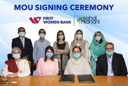 FWBL launches E- Health Financing Loan through Sehat Kahani app