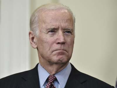 Voters will 'not stand for' Trump refusing to leave office, Biden says