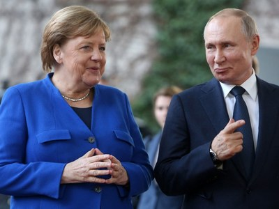 Russia slams Germany after Berlin's UN address over Navalny