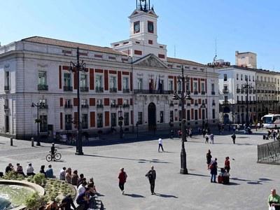 Spain govt inks deal for partial lockdown across capital