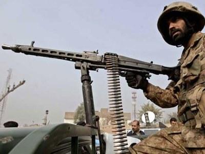 Two hardcore terrorists killed in N Waziristan