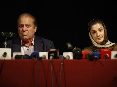 Treason case filed against Nawaz, Maryam for conspiring against Pakistan's state institutions