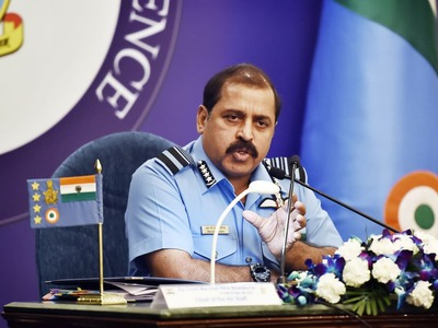Rafale gives India advantage over its adversaries, says IAF Chief