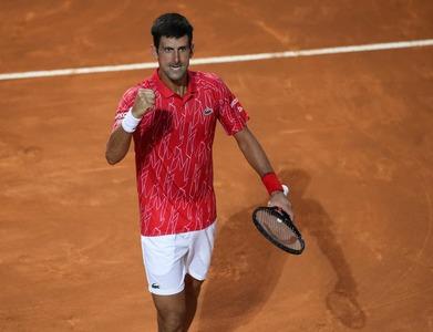 Djokovic battles past Khachanov in first real test