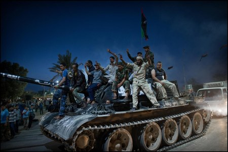 'Cautious optimism' as conference pushes Libya peace