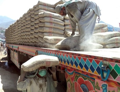 Price of 50kg cement bag up by Rs30