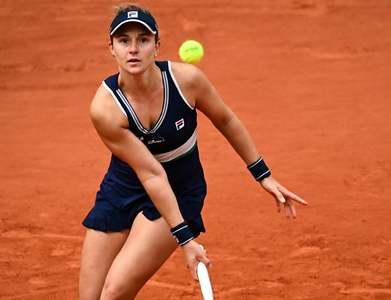 Qualifier Podoroska living the dream at French Open
