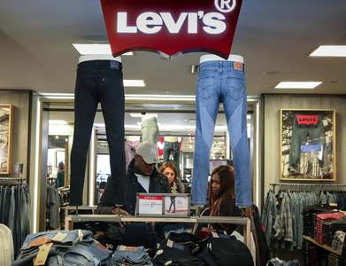 Levi Strauss beats quarterly revenue estimates on online boost