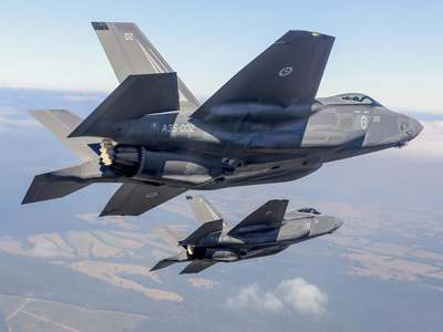 Qatar makes formal request for F-35 jets