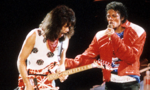 How Eddie Van Halen transformed Michael Jackson's 'Beat It'