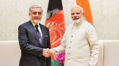 Abdullah Abdullah meets Modi, seeks India's support for peace process in Afghanistan