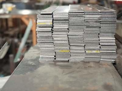 Going long on flat steel?