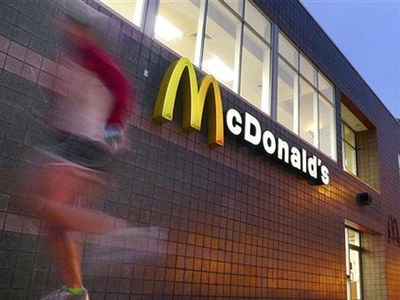McDonald's US sales recover