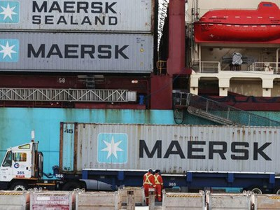 Maersk to stop using Myanmar military ports: rights group