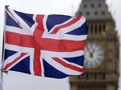 UK economy grows 2.1 percent in August
