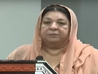 Nawaz must come back as he is fine now: Dr Yasmin