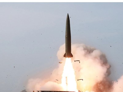 'Disappointing' to see huge new North Korea missile: US official