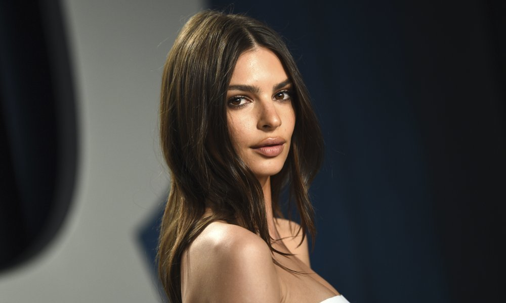 Emily Ratajkowski is working on a book of essays titled 'My Body'