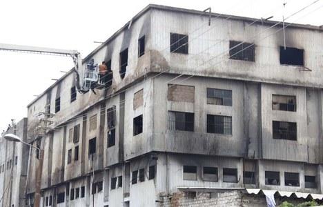 SHC admits plea of convicts against ATC's verdict in Baldia Factory fire case