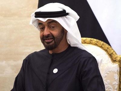 Abu Dhabi crown prince says he and Netanyahu discussed boosting UAE-Israeli ties