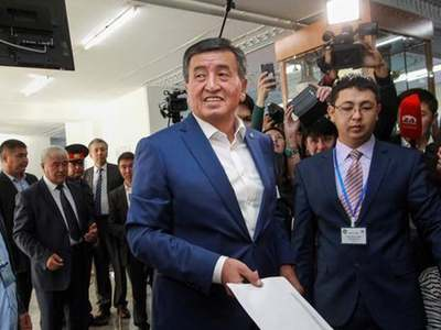 Kyrgyz president to ask parliament for repeat vote on PM