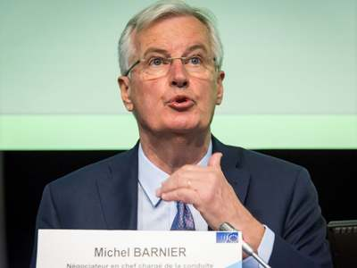 EU unity on Brexit strong, working for a fair deal, Barnier says