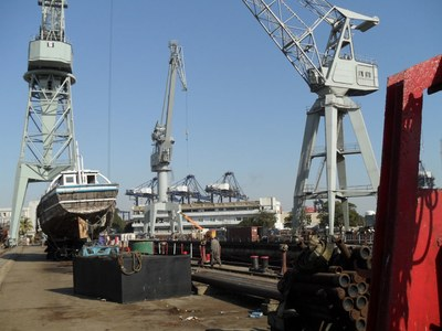 Karachi shipyard to be upgraded for fetching more global business: Senate body told