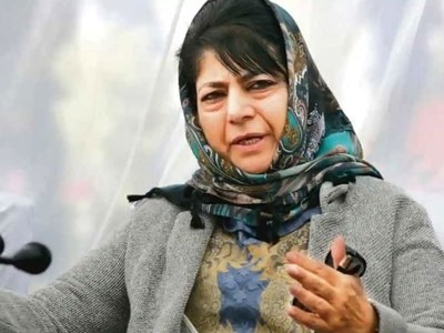 Mehbooba Mufti released